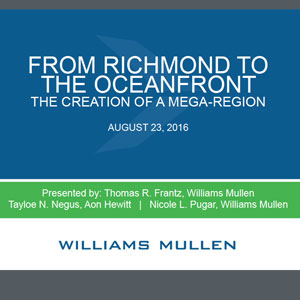 Richmond to oceanfront presentation