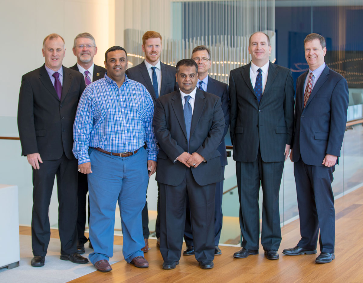CCALS Shares Experience with Saudi Logistics Delegation