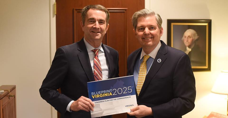 Chamber Launches Business Plan for Virginia