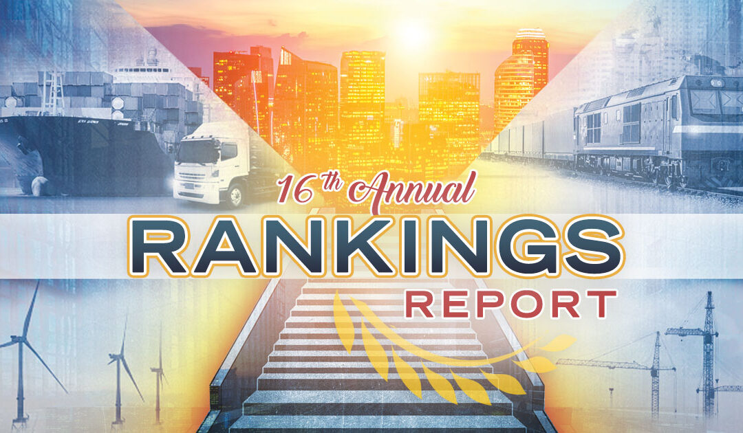 Virginia wired for success in annual Business Facilities' state rankings report