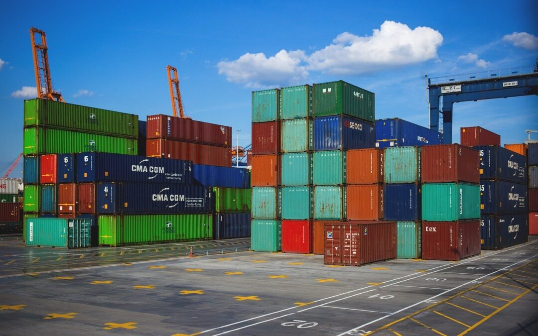 Virginia container-on-barge traffic surging on grocery demand