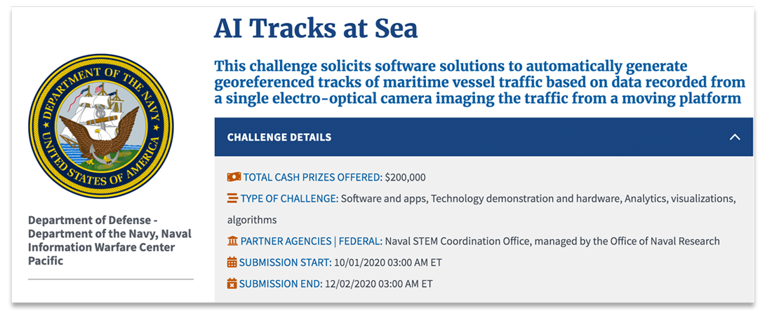 VSU Team Takes Fourth Place in AI Tracks at Sea Naval Challenge