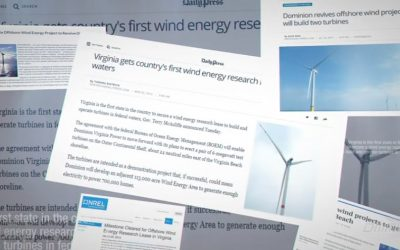 DMME Promotes Offshore Wind in Video
