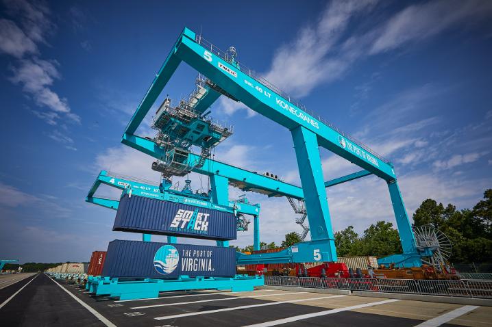 Passing the baton – John Reinhart, port board members talk legacy of growth