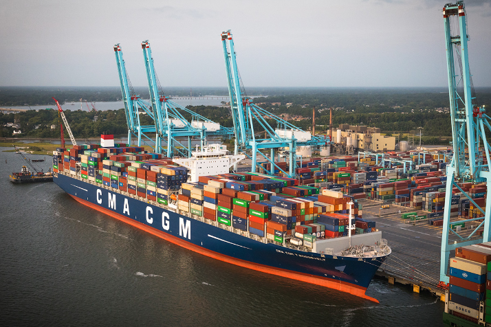 Authority of the port – New port CEO offers vision for building on success